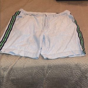 Polo stripe shorts